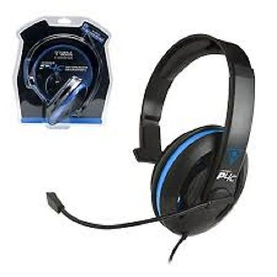 Turtle Beach Ear Force P4C PlayStation 4 Gaming Chat Communicator - NEW