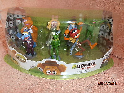 Disney Store Muppets Most Wanted Play Set