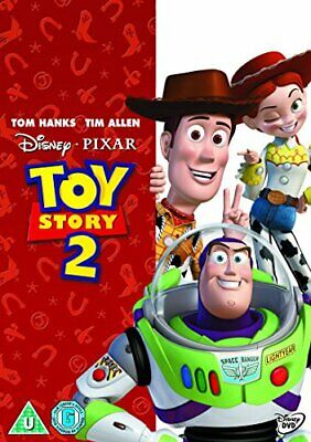 Toy Story 2 [DVD] - DVD  44VG The Cheap Fast Free Post