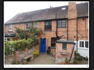 3/4 bedroom mid terrace cottage. upton upon severn worcester