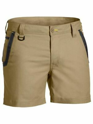 Bisley SHORTS NEW FLEX & MOVE™ SHORT Active Fit (BSH1131)