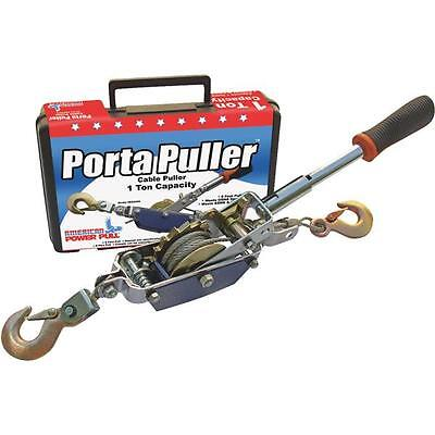 American Power Pull Co. 1 Ton Cable Puller EZ2000