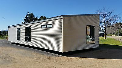 GRANNY FLAT/ PARK CABIN/ PROJECT HOME, upto 78m2 - 1, 2 & 3 Brooms.