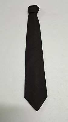CAMERUCCI men's tie moro microdisegno MADE IN ITALY