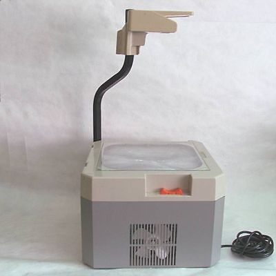 Elmo Mpc Hp-L11 Overhead Projector Used Working Free Shipping - 9834