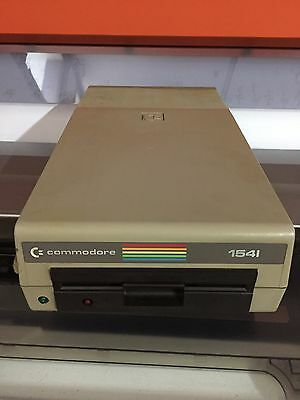 Commodore 154l Floppy Disk Drive lettore Made in W Germany