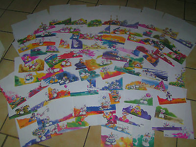 Promo   Diddl   25   Feuilles Blanches Neuves