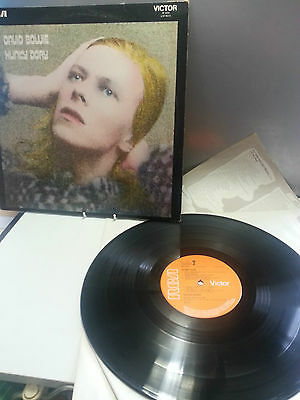David Bowie, Hunky Dory Album, SF 8244 LP, Vinyl Record