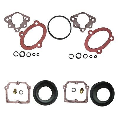 Triumph Stag carburettor service kit (services pair) Stromberg CD175 carb kit