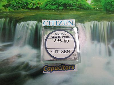New Citizen 295-60 Eco-Drive Capacitor Free Postage