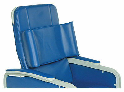 Infinite Positions Caremor Recliner with Tray Burgundy Standard