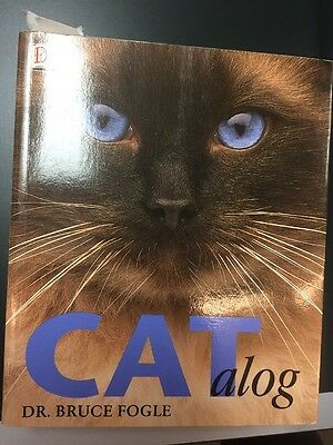 DK Family Cat Alog By Dr. Bruce Google - A Cat Care & Photo Encyclopedia Book
