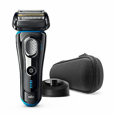 Braun Series 9 9240s Mens Shaver Electric Cordless Razer Wet Dry Rechargeable