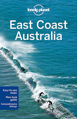 Lonely Planet EAST COAST AUSTRALIA 5 (Travel Guide) - BRAND NEW PAPERBACK