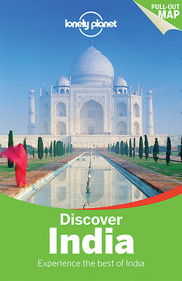 Lonely Planet DISCOVER INDIA (Travel Guide) - BRAND NEW 9781743216828