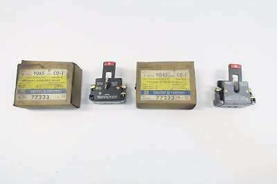 Lot 2 New Square D 9065-Co1 C0-1 Thermal Overload Relay 600V-Ac 25A Amp D546998