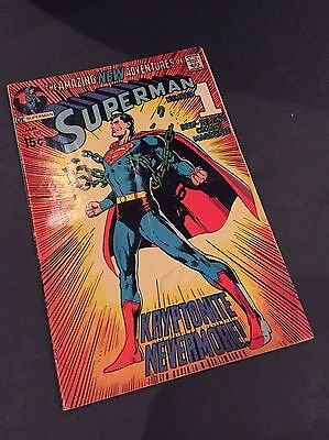 Superman 233 - Classic Neal Adams Cover