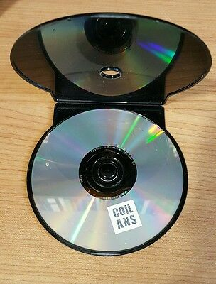 Coil~ANS CD~Limited~Photoelectronic Synthesizer~Thighpaulsandra~Current 93