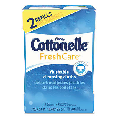 Cottonelle® Wipes,Cottnell,Refl,84,Wh 35970CT