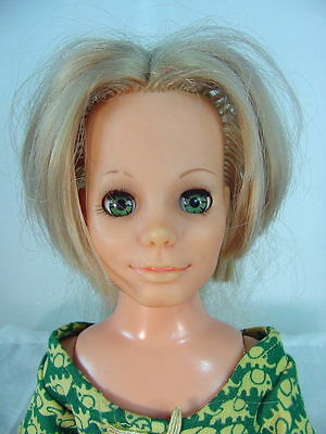 Crissy KERRY~ CLEAN BODY~ NICE HEAD~  Great Project Doll~ VINTAGE IDEAL~