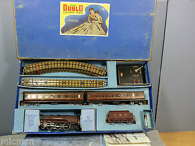 HORNBY DUBLO 3-RAIL No.EDP2 PASSENGER TRAIN SET VN MIB