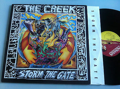 LP   UK  The Creek – Storm The Gate Etichetta: Music For Nations – MFN 102 For