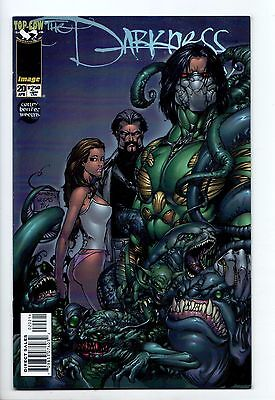 The Darkness #20 - (Image, 1999) - VF/NM