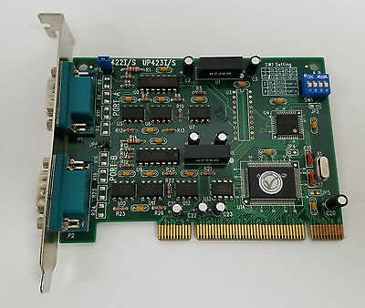 Rayon Technologies UP422I/S Two Port RS422/485 Communication PCI Interface Card