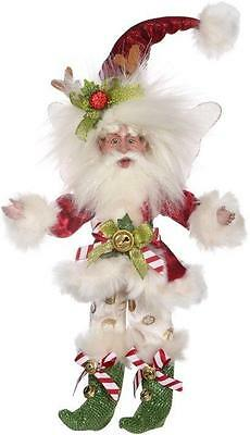 "NEW Mark Roberts 9"" Red Green Who Stole Christmas? Fairy Christmas Figure 68568"