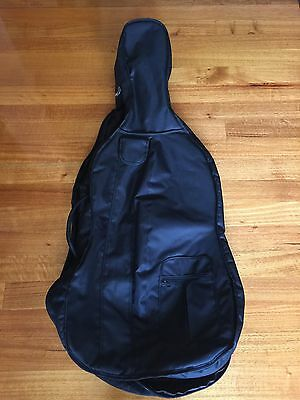 Padded Double Bass Bag 3/4 Size