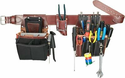 Occidental Leather 5590SM Commercial Electrician's Tool Bag Belt Set Small