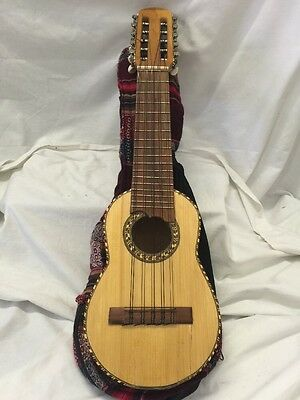Charango w/soft Case *Free Fast Shipping* D14