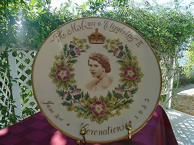 Queen Elizabeth II Coronation (1953) made by Tuscan
