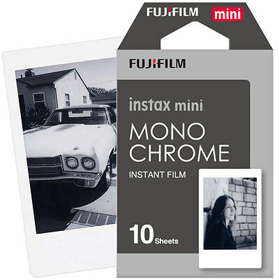 Fujifilm Fuji Instax Mini Monochrome Mono Film For 7s 8 70 90 Camera Share SP-2