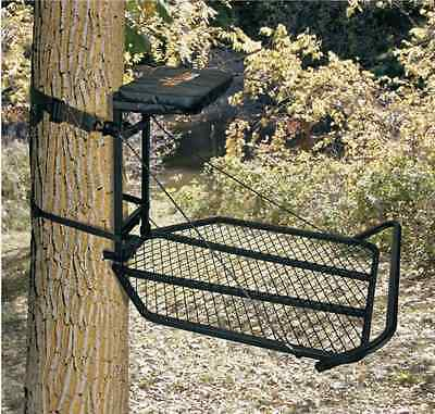 Hunting Tree Stand Big Game Blackhawk Hang-On