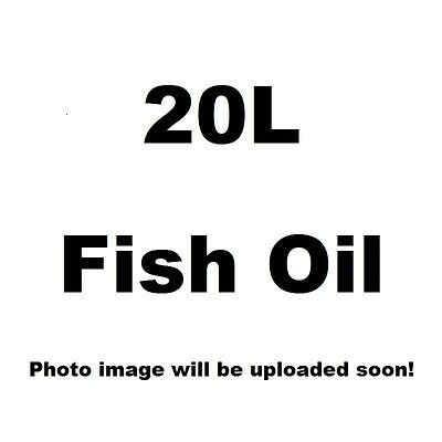 20lt Fish Oil - Game Sport Berley Fishing