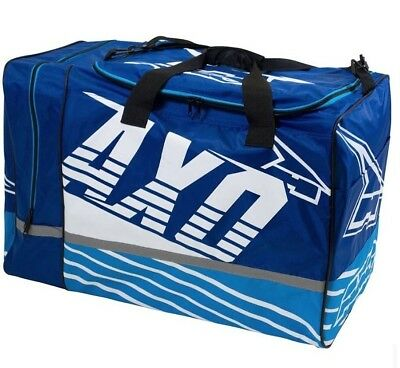 Axo Weekender Mx Gear Bag Motocross Gearbag Blue