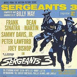 Billy May - Sergeants 3 (Music From The Motion Picture Score) - 1961 #744902