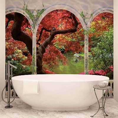 WALL MURAL PHOTO WALLPAPER XXL Flowers Forest Nature (1075WS)