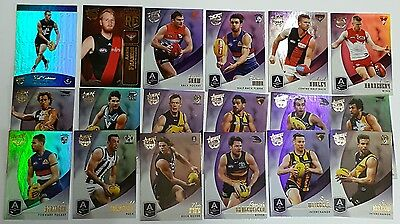 2016 Select Certified ROOKIE CARD TEAM LEADERS ALL AUSTRALIAN RC6 TL16 AFL