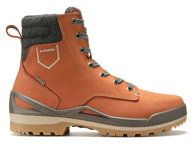 Lowa Herren Outdoorschuh Oslo GTX Mid Orange / 410540 0474