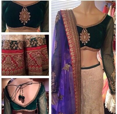 Indian/pakistani Bollywood Designer Lengha