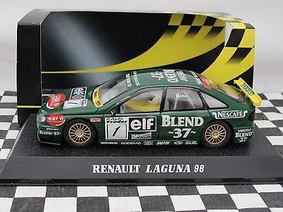 Scalextric  Renault Laguna 98   #1  Green C2166 1.32  New Old Stock Boxed