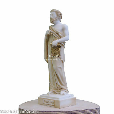 Pythagoras - Statuette of Ancient Greek Philosopher - 25cm