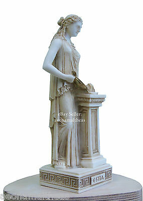 Hestia - Statuette of the Greek Goddess of Household - 26cm