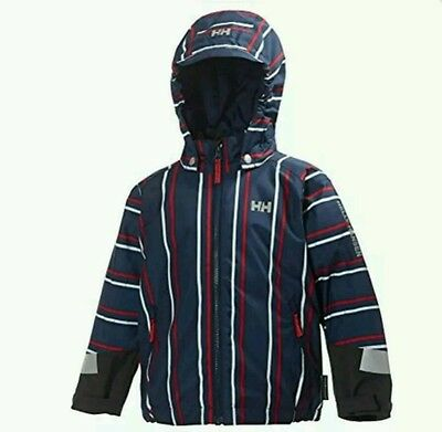 HELLY HANSEN - Kids Cover Insulated Jacket. Age:6 Years BNWT