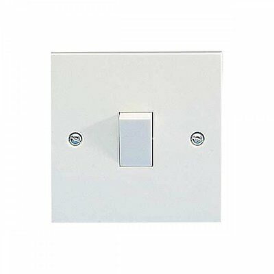 """Schneider """"get"""" Single Gang 10A 2 Way Light Switch  - New Old Stock"""