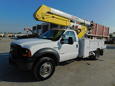 "2006 Ford Other Pickups  FORD F-550 DIESEL 4X4 UTILITY 41FT BUCKET ""INSULATED"" SERVICE TRUCK 6-SPEED 4WD"