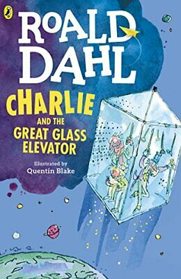 Charlie and the Great Glass Elevator (Dahl Fiction) by Dahl, Roald Book The