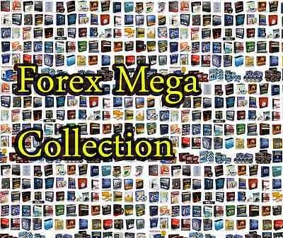 Forex collection (trading systems, forex robot, binary option, and indicators)